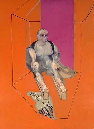 Francis Bacon (1909 - 1992) Francis_bacon_sfinge