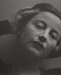 Traute [Gertrud] Rose, née Süssenbach: Untitled (portrait photo of Lotte Laserstein), 1934, © author, repro: Anja Elisabeth Witte